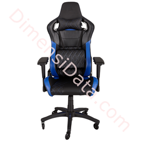 Jual Chair Gaming CORSAIR T1 RACE [CF-9010004-WW] Black-Blue